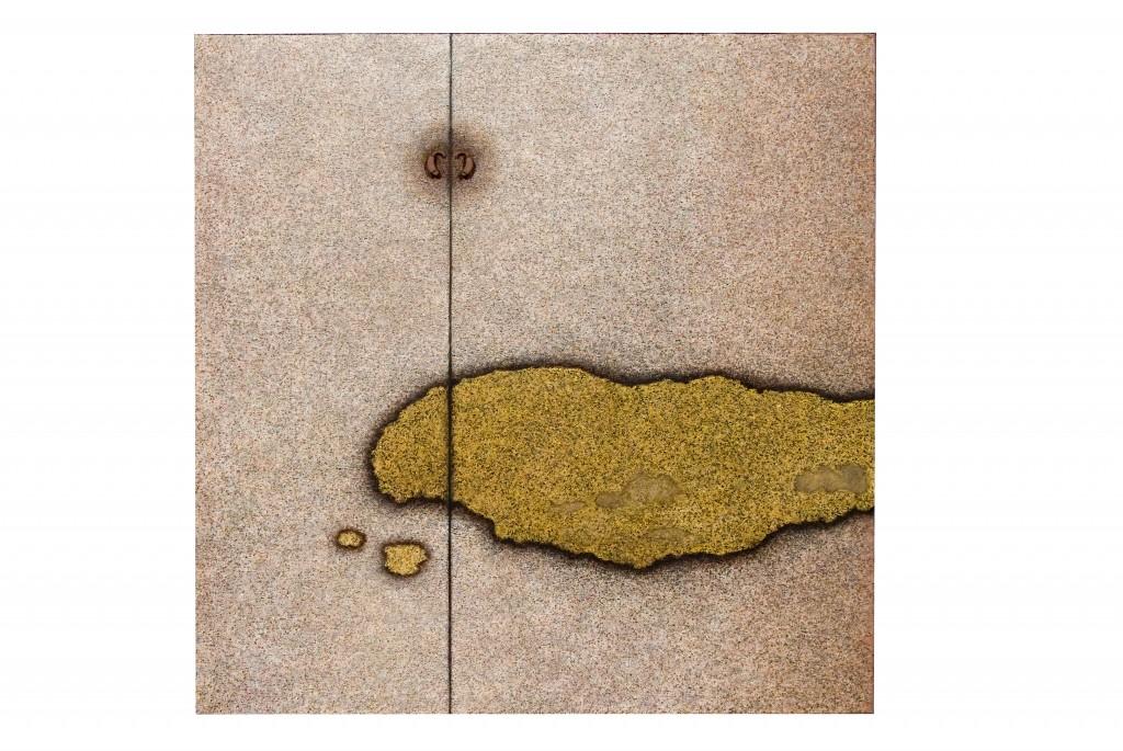 L'isolement, oeuvre de Jacques Cassiman